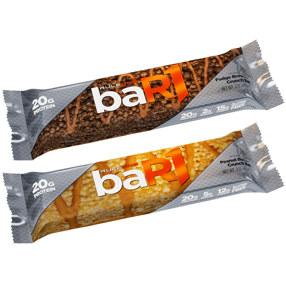 baR1 Crunch Bars