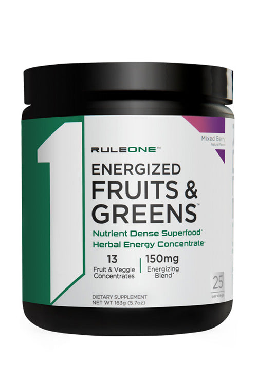 R1 Energized Fruits & Greens