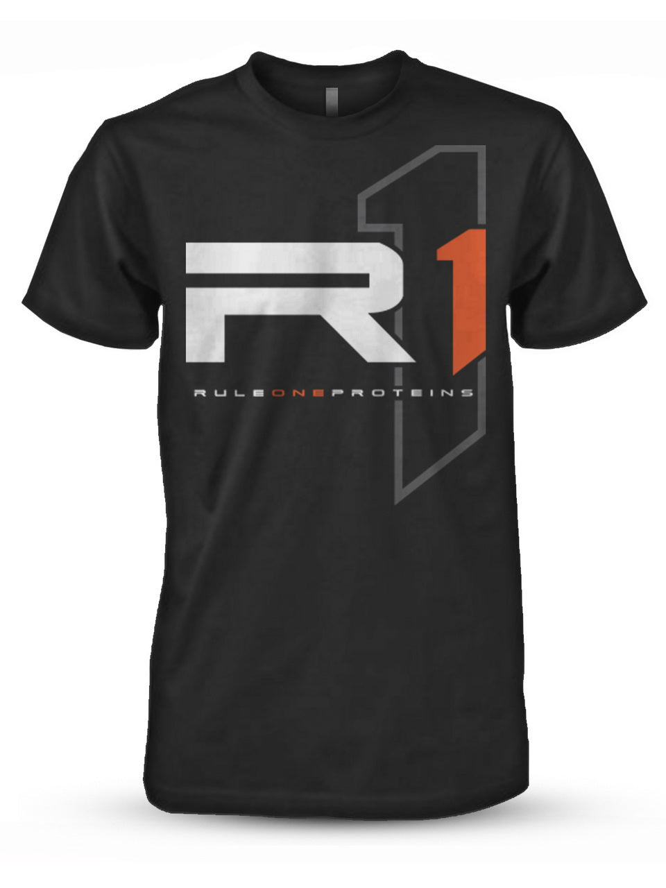 R1 Logo T-Shirt - Black