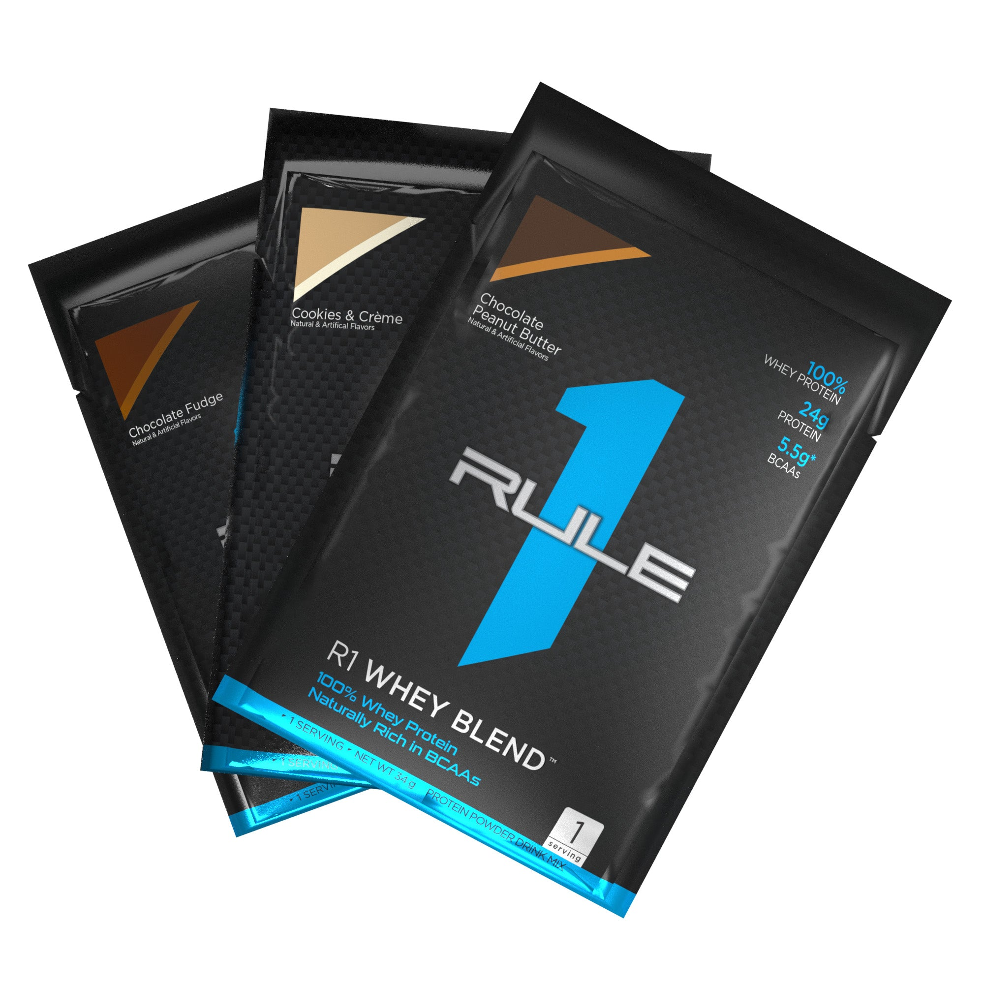 R1 Whey Blend Sample Stack