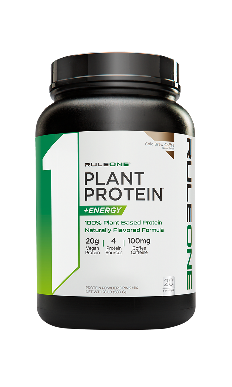 R1 Plant Protein + Energy