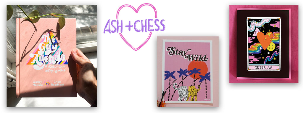 Ash and Chess