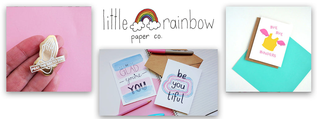 Little Rainbow Paper Co