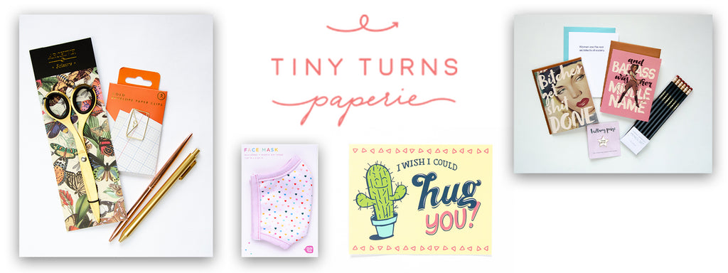 Tiny Turns Paperie