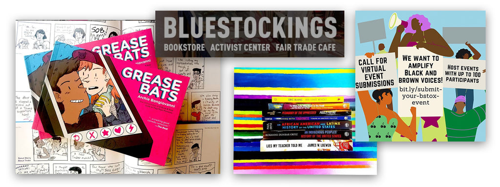 Bluestockings Shop