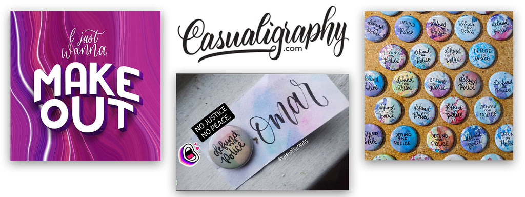 Casualigraphy