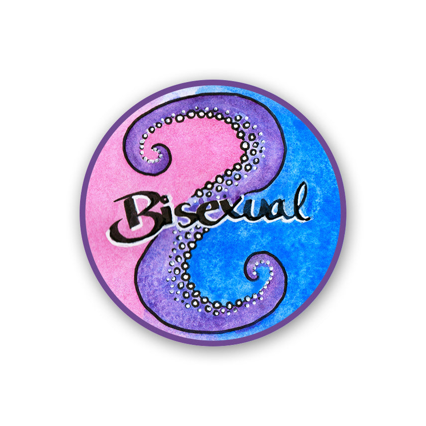 Bisexual Tentacle Button