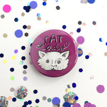 Load image into Gallery viewer, Cat Lady Button