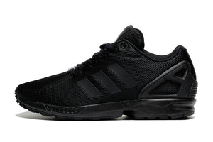 sale retailer 53272 630f6 Adidas Originals Zx Flux Running - Triple Black