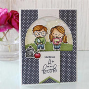 Little Friend Decorative Clear Stamps