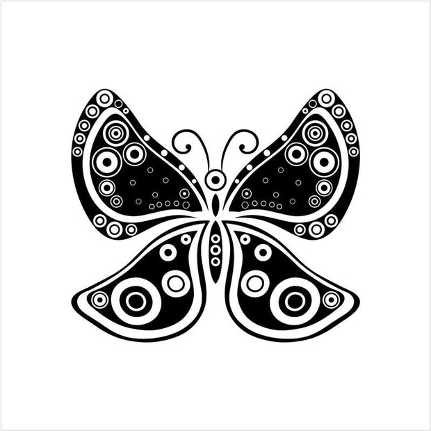Butterfly Metal Cutting Dies