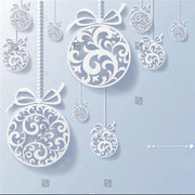 Christmas Decoration Back Ground Metal Cutting Dies