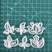 Flower Leaf Branch Metal Cutting Dies