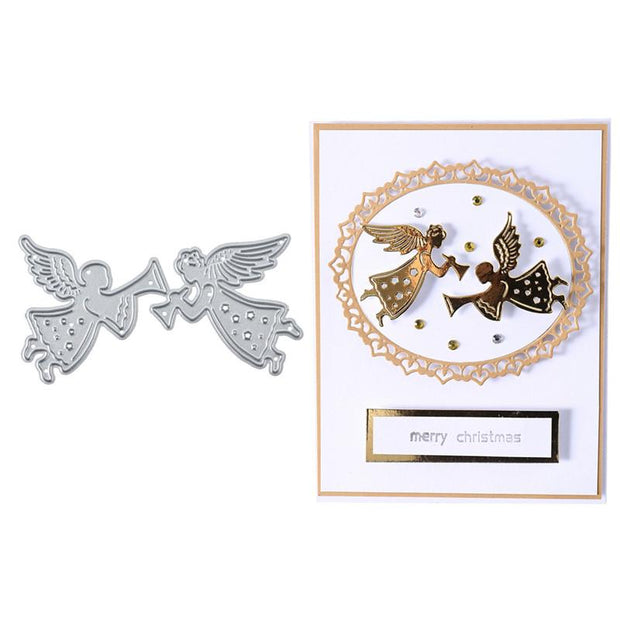 Cherub Angel Metal Cutting Dies