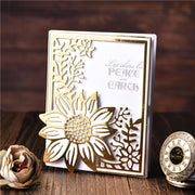 Sunflower Frame Metal Cutting Dies