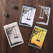 Autumn Tree Swing Metal Cutting Dies