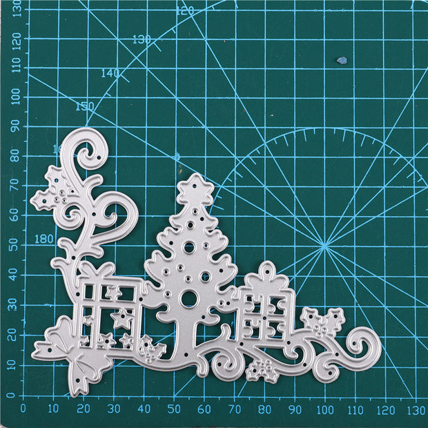 Christmas Gifts Decoration Cutting Dies