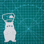 Cute Bear Metal Cutting Dies
