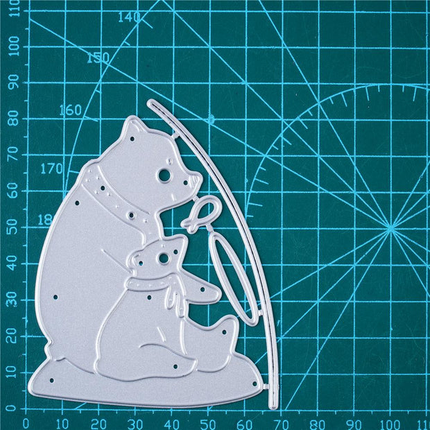 Polar Bears Metal Cutting Dies