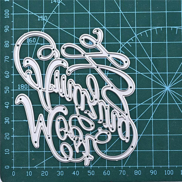 Words More Amazing Cutting Dies