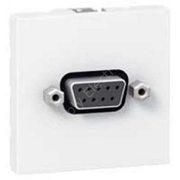 Legrand HD15 Socket Module - 78757 - From £12.66/unit