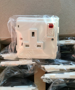 Legrand switched socket - Simply Electrical
