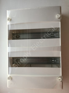 Job lot of Legrand Consumer Unit Housing - 26 Modules - From £4.40/unit