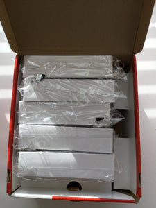 Job lot of Legrand Surface Mounting Pattress 35mm 2 Gang module boxes - 736085 - from £2/unit