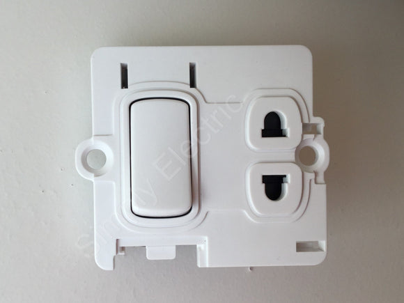 Legrand Shaver Socket with switch - 967180 - from £4.80/unit