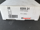 Legrand 12v Doorbells Bell Push Button - 820021 - From £0.42/unit