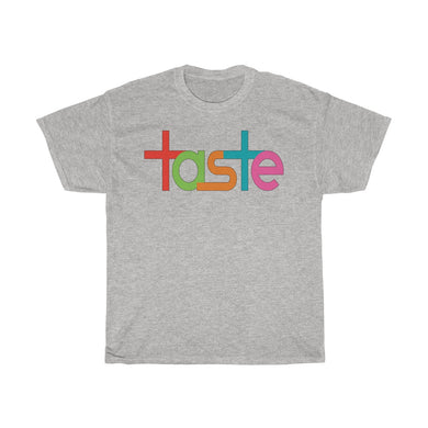 Fiesta Color Taste Brand Text Mens T-shirt