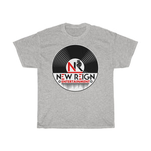 New Reign Unisex Heavy Cotton Mens T-Shirt