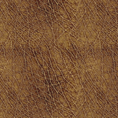 Houston Faux Leather Upholstery Fabric Distressed Leather Grain 6 Colors