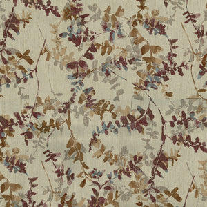 Arbor Upholstery Fabric Tossed Layered Foliage by Abbeyshea 5 Colors