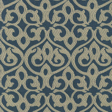 Load image into Gallery viewer, Falsetto Upholstery Fabric Medallion Woven Jacquard 5 Colors