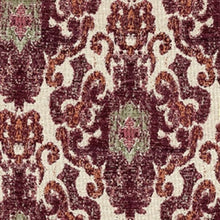 Load image into Gallery viewer, Amazonia Abstract Botanical Upholstery Fabric Woven Jacquard Clear Out Special 3 Colors