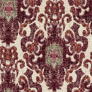 Amazonia Abstract Botanical Upholstery Fabric Woven Jacquard Clear Out Special 3 Colors