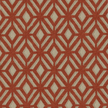 Load image into Gallery viewer, Access Geometric Chenille Jacquard Upholstery Fabric With Endurepel Shield 7 Colors