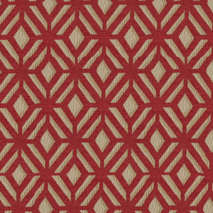 Access Geometric Chenille Jacquard Upholstery Fabric With Endurepel Shield 7 Colors