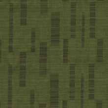 Load image into Gallery viewer, Cantilever Crypton Green Geometric Upholstery Fabric Performance Fabric 7 Colors