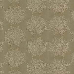 Continuous Crypton Upholstery Fabric Floral Pattern 10 Colors
