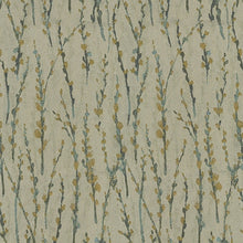 Load image into Gallery viewer, Modena Upholstery Fabric Free Flowing Branch Botanical Design 4 Colors