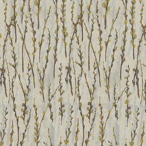 Modena Upholstery Fabric Free Flowing Branch Botanical Design 4 Colors