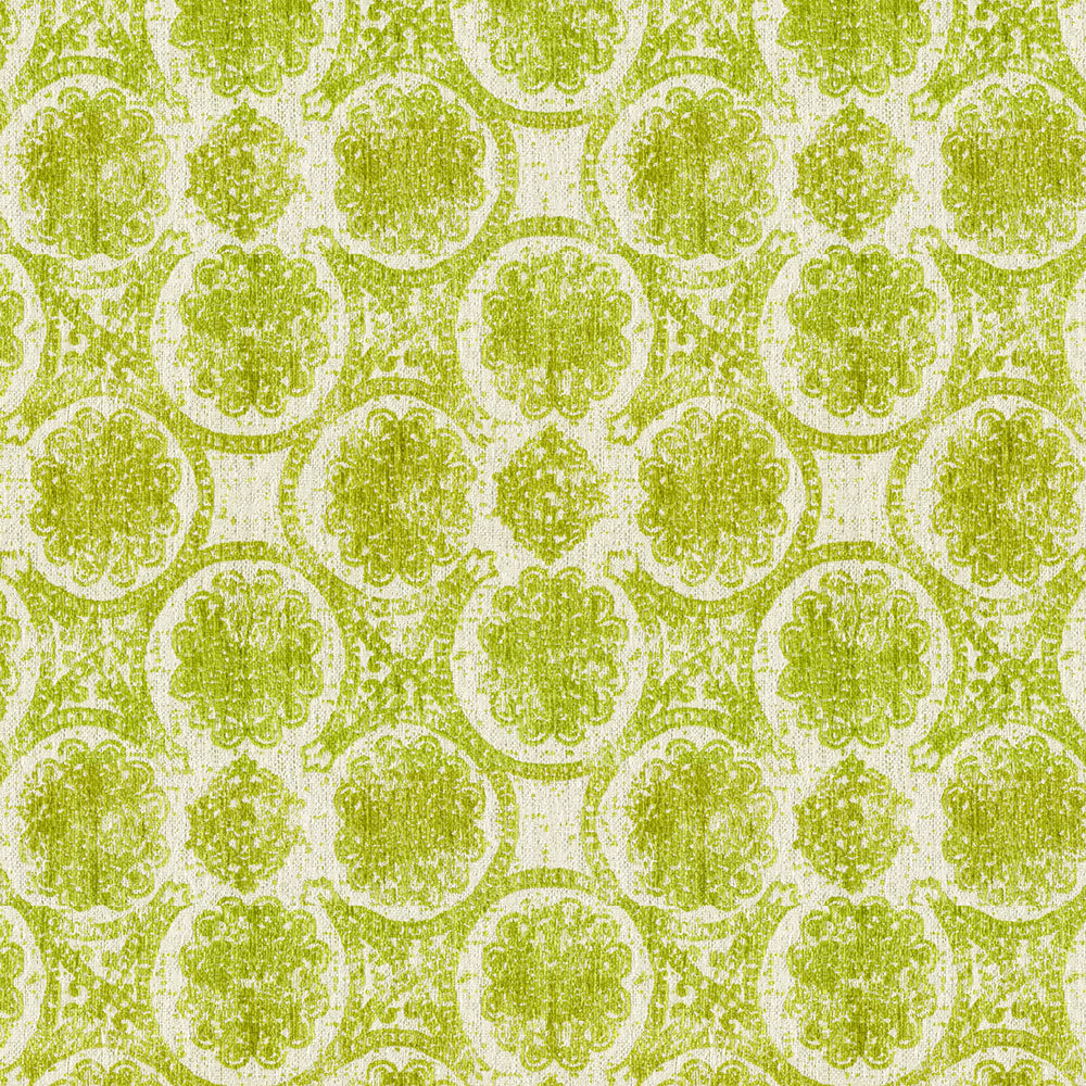 Eiffel Botanical Circles Upholstery Fabric Woven Jacquard Clear Out Special 3 Colors