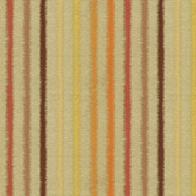 "Load image into Gallery viewer, Elation Drapery Fabric Bedding Fabric Stripes 118"" Wide Clear Out Special 4 Colors"