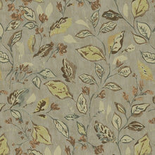 Load image into Gallery viewer, Hazel Upholstery Fabric Watercolor Foliage Woven Jacquard 5 Colors