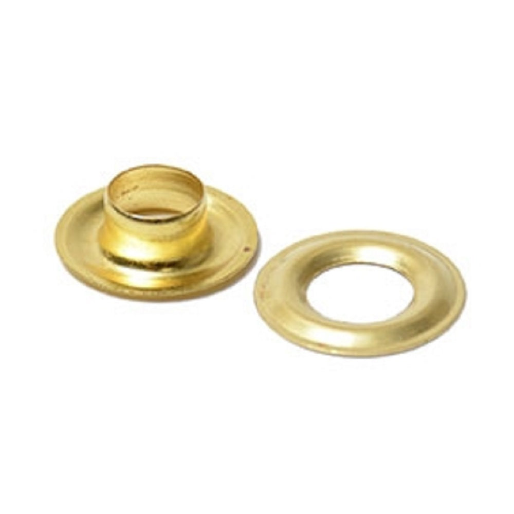 Grommets - Cruiser Plain Grommet and Washer Sizes from #1 - #3 Pack of 100