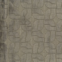 Load image into Gallery viewer, Oasis Upholstery Fabric Geometric Woven Velvet Jacquard Fabric 4 Colors