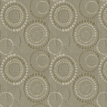 Load image into Gallery viewer, History Crypton Contract Circles Contemporary Upholstery Fabric High Performance  Fabric 9 Colors