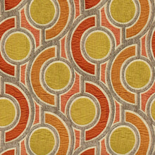 Load image into Gallery viewer, Spontaneity Upholstery Fabric Geometric Woven Jacquard Fabric 4 Colors
